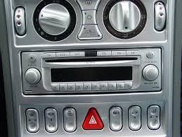 2004 2008 chrysler crossfire car audio profile chrysler crossfire radio