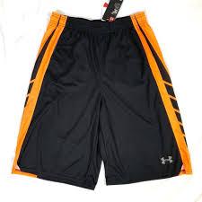 Nwt Under Armour Boy S Basketball Shorts Size Yxl Nwt