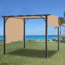 gazebo 8x8. replacement canopy for threshold pergola 8x8 350 gazebo 0