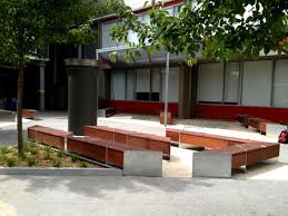 Outdoor Seating U0026 Benches  St Michaelu0027s Grammar School VIC Outdoor School Benches