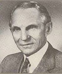 Mr Henry Ford. The founder of the Ford Motor Company. Henry Ford (1863 - 1947) was from Detroit, Michigan, USA and made his first car in his back yard in ... - henry-ford