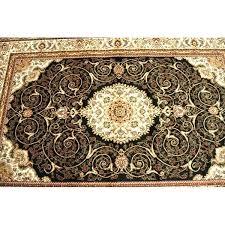 black oriental rug black oriental rug with fringe