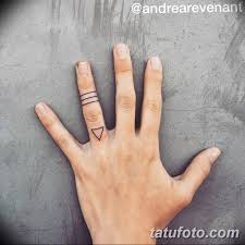 фото тату на пальцах 16122018 023 Photo Tattoo On Fingers
