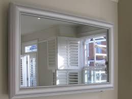 tv in mirror. la classico silver tv mirror frame tv in i