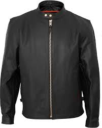 Interstate Leather Jacket Size Chart Interstate Leather Mens Vented Touring Jacket Xl Black Xxx