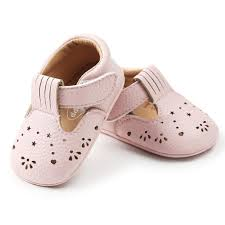 Designer Crib Shoes Uk Moonker Baby Shoes Baby Boys Girls Summer Soft Leather No Slip Princess Shoes Mary Jane Classic Hollow Sandals