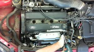 ford zetec 2 0 liter timing belt replacement part i hd