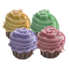Crochet Cupcake Pattern Extraordinary Crochet Spot Blog Archive Crochet Pattern Cupcake Drawstring