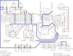d i y 5f2 champ princeton clone 2013 t hallenbeck 5f2 clone schematic 5f2 clone layout