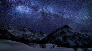 winter backgrounds for desktop. Simple Winter Preview Wallpaper Winter Sky Stars Nature Night Throughout Winter Backgrounds For Desktop R