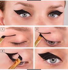 bold bat eyeliner makeup 12 game changing eyeliner tutorials you ll