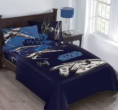 blue star wars bedding twin