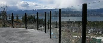 glass railings glass railings
