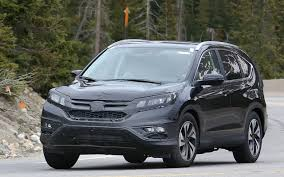 2018 honda lineup. contemporary honda 2018 honda cr v spied autoscommunity in honda lineup throughout