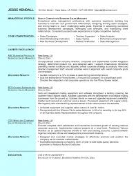 Template Sample Sales Resume Manager Templates Word Manag Sales