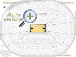 Portland Trail Blazers Seating Chart Www Bedowntowndaytona Com
