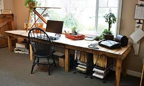 Office Desk Inspiration: Make Your Own Home Office