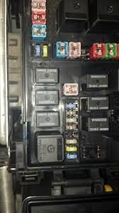 fuse panel question chrysler 300 forum