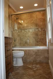 Brown Tiles Bathroom Apartment Bathroom Renovation Ideas