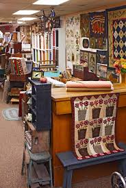 58 best Quilt Shops We <3: Midwest images on Pinterest | Museum ... & The Hen House in Charlotte, Michigan offers primitive quilts and rugs. Adamdwight.com