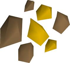 Gold Ore Osrs Wiki