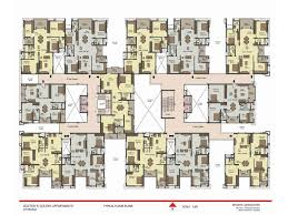 best of images of high rise apartment building floor plans