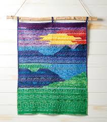 Quilting Projects & Ideas | JOANN & Make A Mountain Landscape Quilt Adamdwight.com