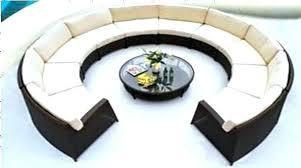 circular furniture. Circular Sofas Living Room Furniture Round Designs .