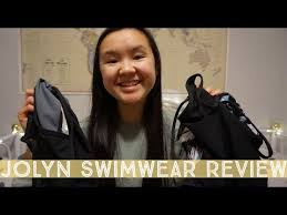 Jolyn Swimwear Review Youtube
