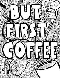 coffee coloring page. Plain Page If You Love Coffee And Adult Colouring Youu0027ll Want To Grab Intended Coffee Coloring Page 0