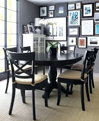 dining room table and chairs craigslist dining room chairs luxury black round extension dining table of