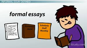 how to write different types of essays expository essays types  expository essays types characteristics examples video informal essay definition format examples