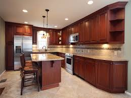 Kitchen Ideas With Brown Cabinets 15 awasome two tone kitchen