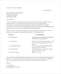 Cover Letter Accounting Internship Examples Best Internship Cover