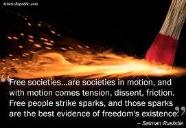 salman rushdie societies