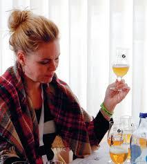 Olutsommelier Maria Markus - Olutposti