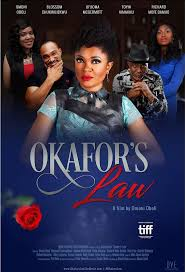 movie producer omoni oboli accused of stealing script vanguard okafors law