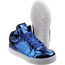Energy Lights For Girls Skechers Boys Girls Energy Lights Eliptic Light Up Trainers Shoes