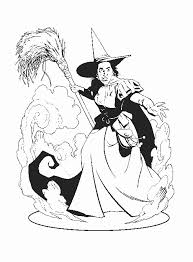 Small Picture wizard of oz witch coloring pages wizard of oz coloring pages