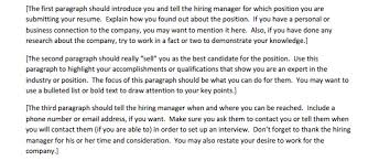 Crafting A Cover Letter Chro Cover Letter Journalinvestmentgroup Com