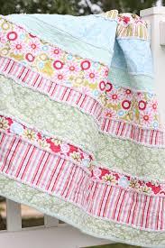 Handmade Baby Quilts Patterns 15 handmade ba blanket tutorials ... & Handmade Baby Quilts Patterns 15 handmade ba blanket tutorials Adamdwight.com