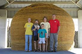 ball of twine. world\u0027s biggest ball of twine in kansas a