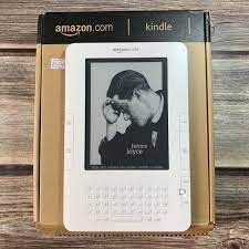 Máy Nhật Cũ] Máy Đọc Sách Kindle 2 code 23245
