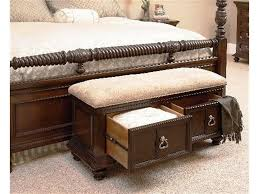 Contemporary Bedroom Bench Lovely Fur Bedroom Bench Contemporary With Blue Wall Art And Brown