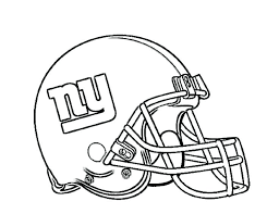 jets to color new jets coloring pages giants pictures of football helmets to color 7 new