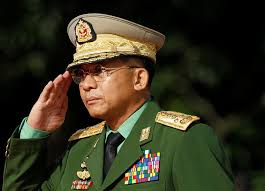 only one person can stop ethnic cleansing in myanmar and it isn t  soe zeya tun reuters