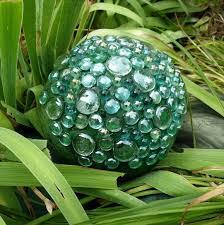 Decorative Balls For Bowls Diy Custom 32 DIY Summer Garden Decoration Ideas With Bowling Balls Bowl