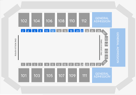 Mesquite Arena Seating Chart Nitro Ax Nationals On Friday January 25 At 7 P M