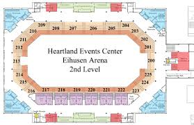 Grand Event Center Seating Chart Seating Chart Volleyball Heartland Events Center