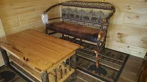 rustic furniture pics. Amish Made Hickory Furniture Rustic Pics